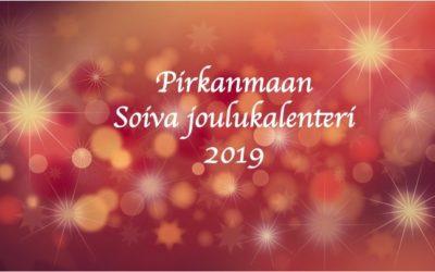 Pirkanmaan Soivassa joulukalenterissa heläjää kuorojen joulutervehdykset